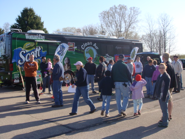 green marketing agency Clean Air Green Tour