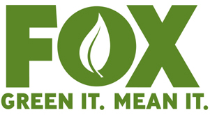fox tv green marketing