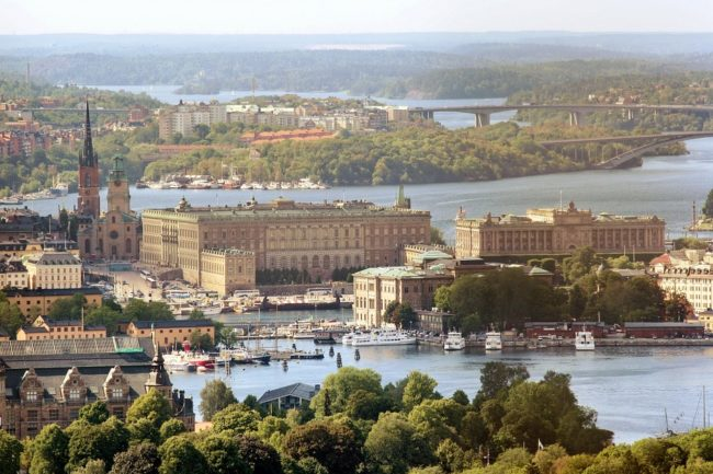 Stockholm received the European Green Capital Awar