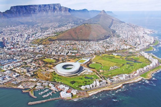 cape town south africa most sustainable city in the world
