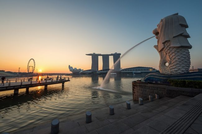 singapore sustainable cities
