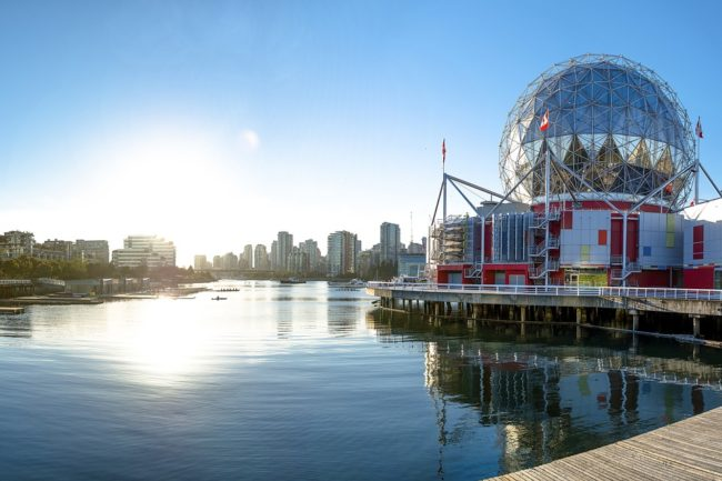 worlds-most-sustainable-city in canada