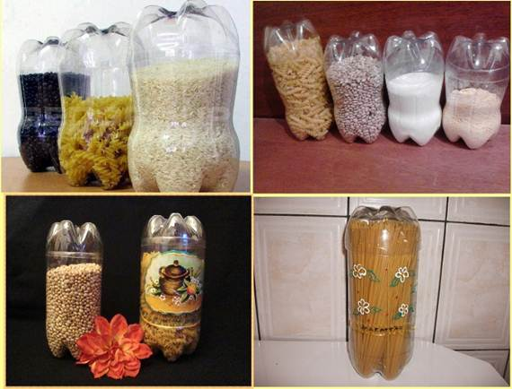 Reuse-Plastic-Bottle-Storage-Containers