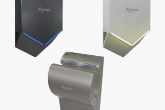 dyson airblade marketing
